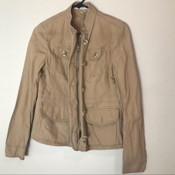 LOFT Jackets & Blazers - Ann Taylor LOFT khaki jacket!